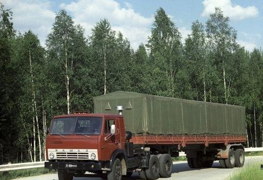 إنتاج الشاحنات في روسيا يرتفع  بـ 65% في أربعة أشهر
