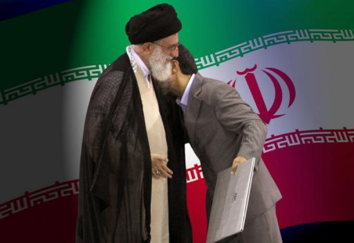 مسؤول ايراني: احمدي كان يخطط للاستقالة في ابريل الماضي