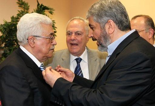 مشعل: حماس ستنسق اشكال المقاومة مع عباس
