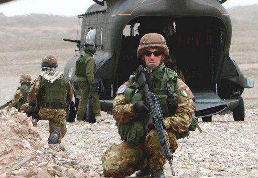 راسموسن يرجح بقاء حلف الناتو في ليبيا بعد الاطاحة بنظام القذافي
