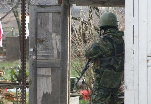 تصفية احد رؤوس المسلحين في شمال القوقاز