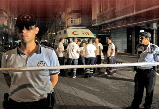 جرحى جراء انفجار في اسطنبول