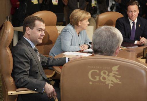 مساعد الرئيس الروسي: التطورات الجارية في بلدان الشرق الاوسط وشمال افريقيا ستتصدر لقاء قمة الثمانية الكبرى