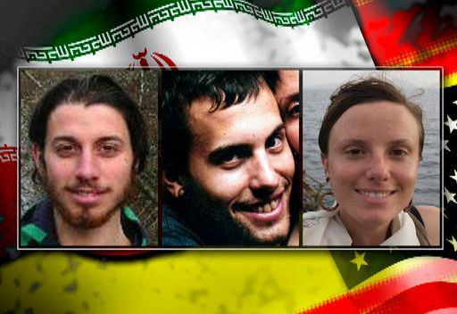 ارجاء محاكمة الامريكيين الثلاثة في طهران