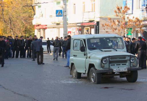 مقتل شرطيين وجرح مدنيين في حادثين لإطلاق النار في داغستان