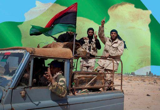 طرابلس تعلن استعدادها للحوار مع الثوار