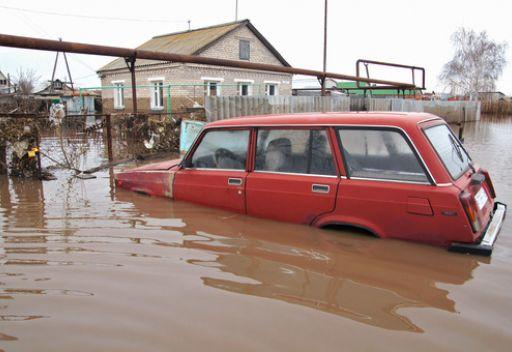 اعلان حالة الطوارئ في مدينة فلاديقوقاز الروسية بسبب فيضانات