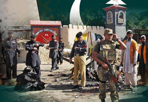 القضاء الأمريكي يتهم 6 باكستانيين في جمع تبرعات داخل أمريكا لصالح طالبان باكستان