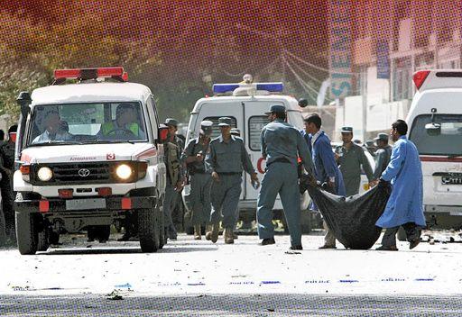 مقتل حاكم ولاية تخار الافغانية واصابة جنرال الماني في هجوم ارهابي