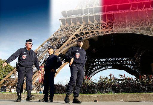 الشرطة الفرنسية تعتقل 6 متطرفين اسلاميين في منطقة باريس