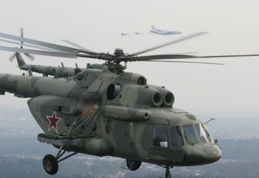 موسكو تقيم عاليا توقيع اتفاقية توريد 17 مروحية الى افغانستان