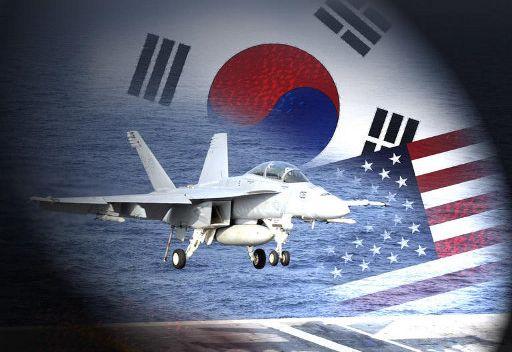كوريا الجنوبية وأمريكا تجريان مناورات عسكرية جوية مشتركة