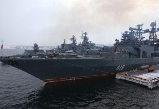 روسيا تواصل وجودها في منطقة خليج عدن والقرن الافريقي