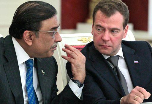 الشركات الروسية مستعدة للمساهمة في المشاريع الباكستانية
