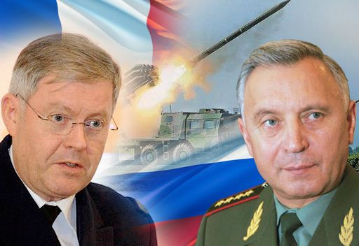 رئيس الاركان العامة الفرنسية يعلن حدوث تقارب بين موقفي باريس وموسكو من  الدرع الصاروخية