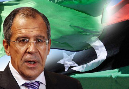 لافروف: مجلس الامن الدولي فقط يتمتع بحق مراقبة تنفيذ القرار حول ليبيا