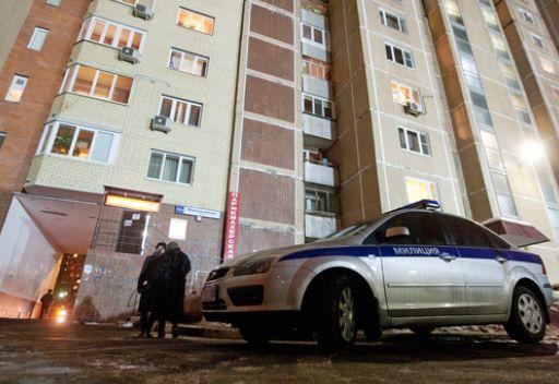 إصابة شرطي في انفجار عبوة ناسفة قرب مقر للداخلية بوسط موسكو