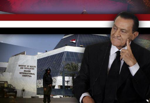 وزير مصري: مبارك قد يواجه الاعدام اذا ادين في قضية قمع التظاهرات