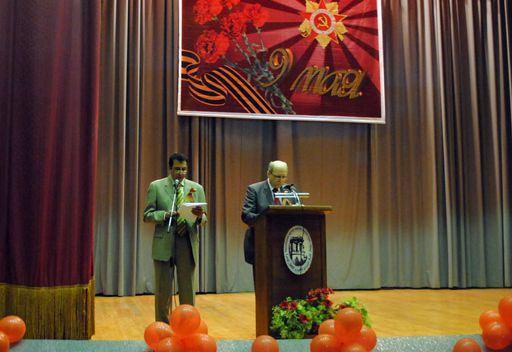 احتفال ومعرض في القاهرة بمناسبة الذكرى 66 للنصر على الفاشية