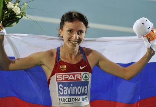 روسيا تتصدر بطولة أوروبا لألعاب القوى للفرق
