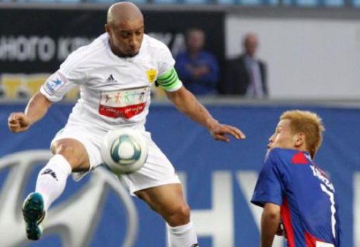 تسيسكا موسكو يستعيد صدارة الدوري الروسي