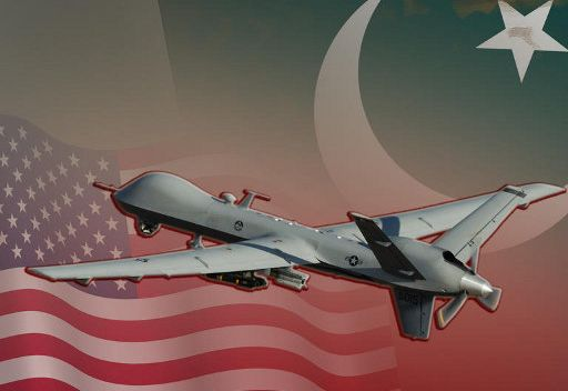 غارة أمريكية غربي باكستان تقتل مسلحين