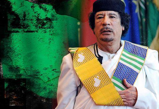 وول ستريت جورنال:القذافي يفكر بمغادرة طرابلس إلى مكان أكثر أمناً