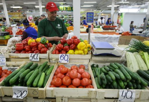 روسيا تفرض الحظر على استيراد الخضروات الطازجة من جميع دول الاتحاد الأوروبي