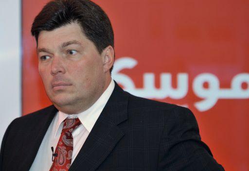 ميخائيل مارغيلوف المبعوث الخاص للرئيس الروسي لشؤون افريقيا