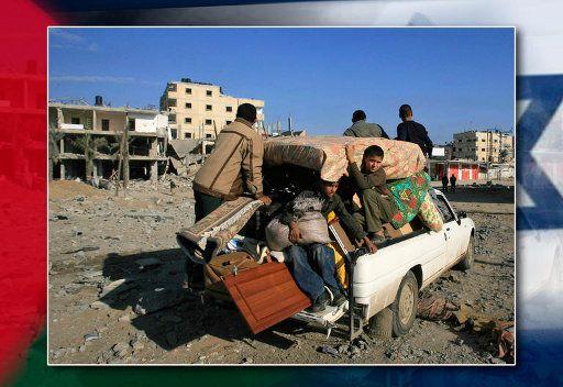اسرائيل توافق على ادخال مواد بناء الى غزة لانجاز مشاريع أممية بقيمة 100 مليون دولار