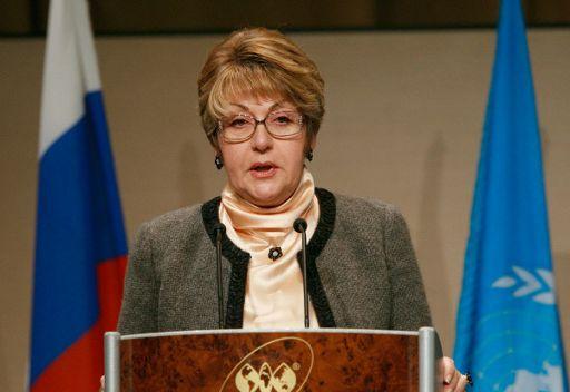 انتخاب مندوبة روسيا لدى اليونسكو رئيسة للجنة التراث العالمي
