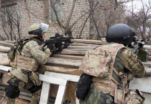 مقتل 5 مسلحين بينهم قياديان في اشتباكات مع الشرطة بجمهورية داغستان