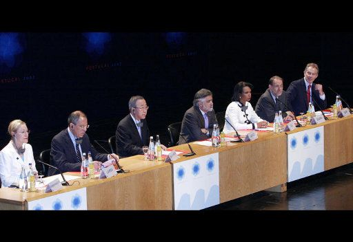 الرباعية الدولية تفشل في تحديد موعد للاجتماع الوزاري حول التسوية الاسرائيلية-الفلسطينية