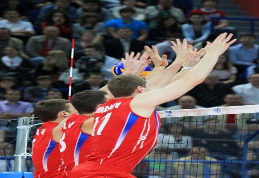 الدوري العالمي لكرة الطائرة .. منتخب روسيا يتصدر المجموعة الثانية