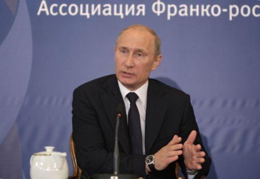 بوتين يؤيد برنامج الخصخصة  الذي اعلن عنه الرئيس الروسي دميتري مدفيديف