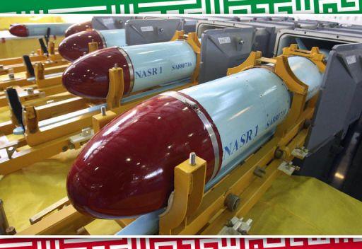 الصواريخ الايرانية