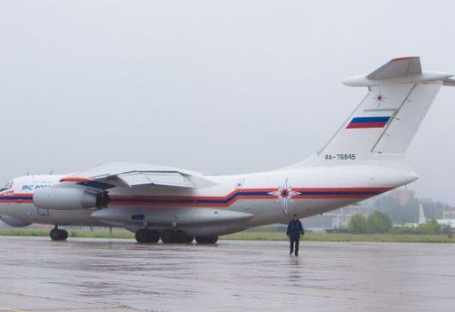 وزارة الطوارئ ترسل طائرتين الى اليمن لاجلاء رعايا روسيا