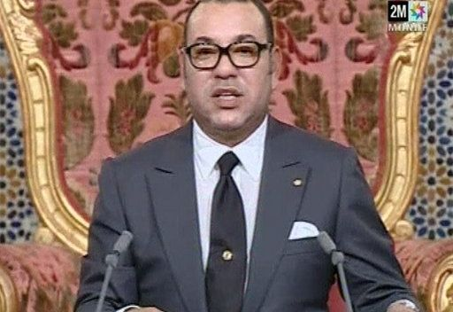 العاهل المغربي يدعو المواطنين للتصويت على دستور جديد يقر الطابع البرلماني لنظام الحكم