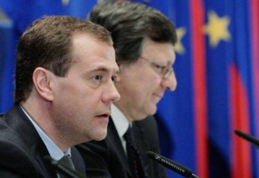 مدفيديف: بلادنا  تعول على مراعاة مصالحها لدى تطبيق حزمة الطاقة الثالثة
