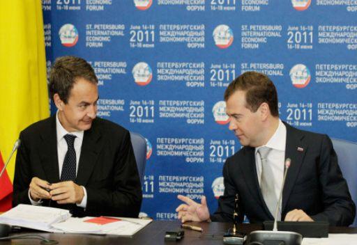 روسيا وإسبانايا تنويان التوصل الى التبادل السلعي  بمستوى 10 مليارات دولار
