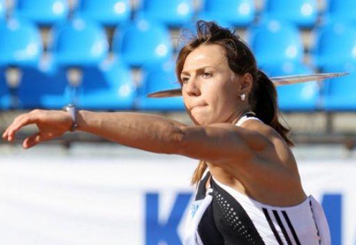 الروسية اباكوموفا تحرز ذهبية رمي الرمح لجائزة التحدي العالمي