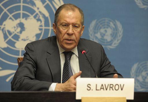 لافروف يحذر من تكرار السيناريو الليبي في سورية