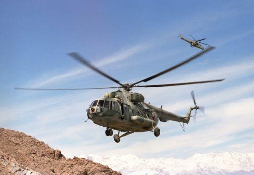 الولايات المتحدة تشتري من روسيا مروحيات روسية بقيمة 350 مليون دولار لإستخدامها في أفغانستان