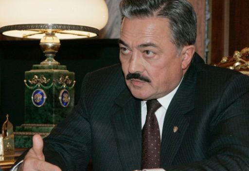 كامل إسحاقوف ممثل روسيا لدى منظمة المؤتمر الإسلامي