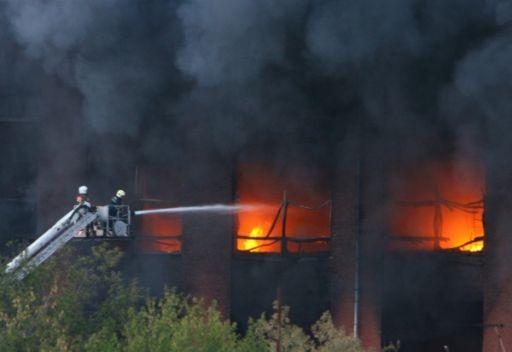 مقتل 16 شخصا واصابة 11 آخرين في حريق بدار للمسنين في اوكرانيا