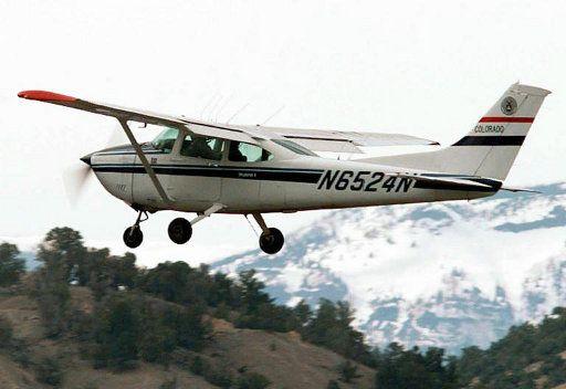مصرع 4 اشخاص في حادث اصطدام طائرتين في الاسكا