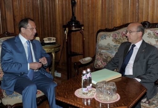 لافروف ينتقد منظمة الأمن والتعاون الأوربي لدورها في احداث اغسطس عام 2008 في اوسيتيا الجنوبية