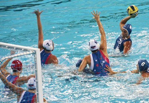 اليونان تحرز بطولة العالم بكرة الماء