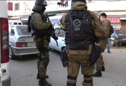 مقتل ثلاثة مسلحين في اشتباك مع رجال الشرطة بجنوب روسيا