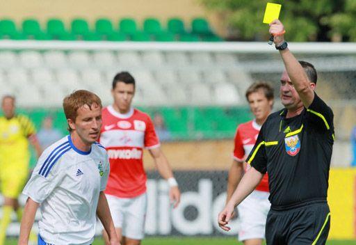 سبارتاك موسكو بشق الأنفس الى ثمن نهائي كأس روسيا
